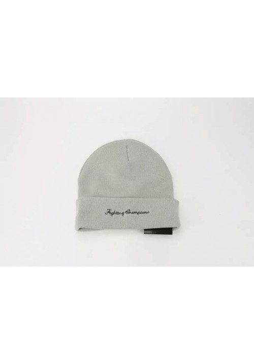 Undefeated Fighting Champions Beanie Hat (Gray)