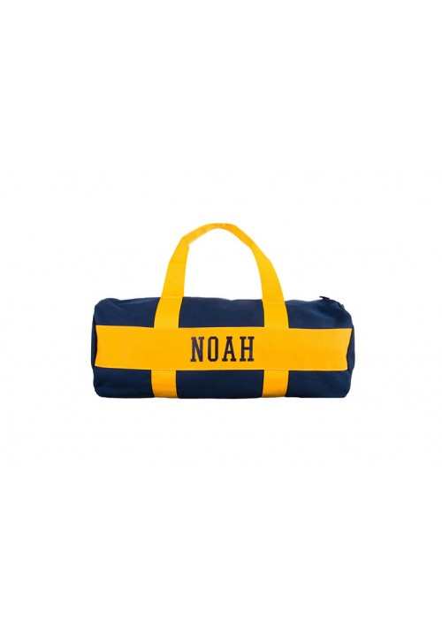 Noah Compass Duffel Bag (Yellow)