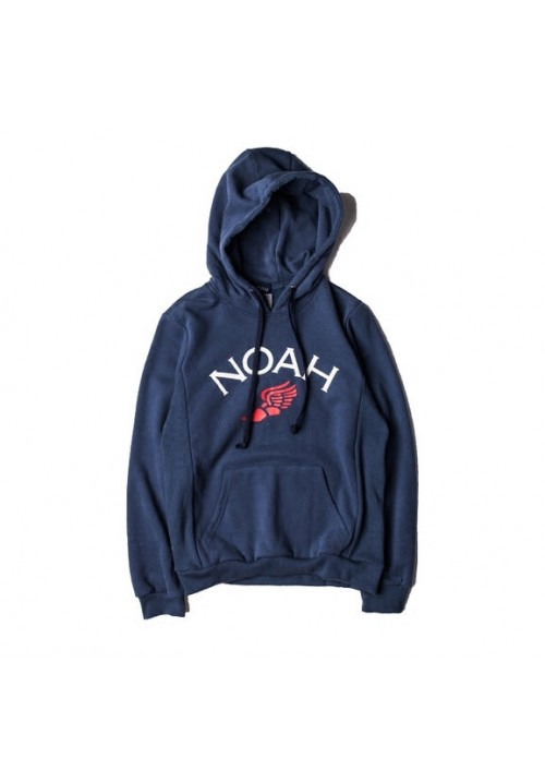 Noah Wings To Fly Hoodie (Navy/Blue)