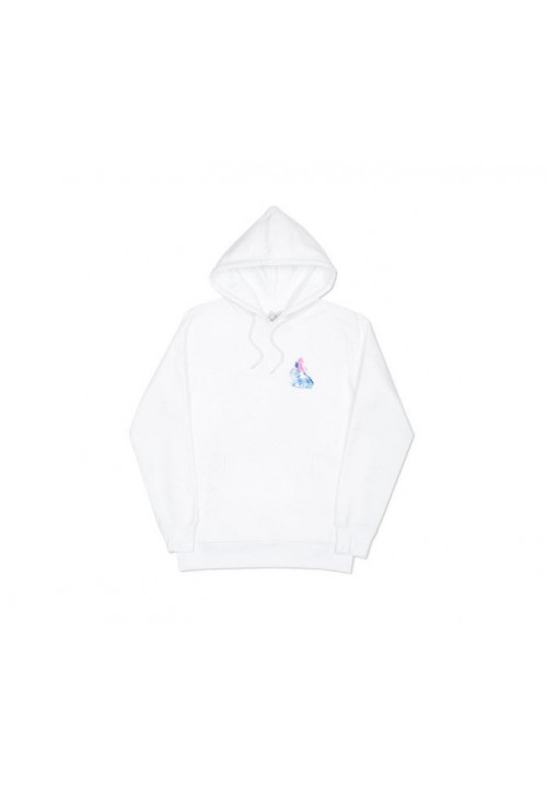 Palace Dissolution Hoodie (White)