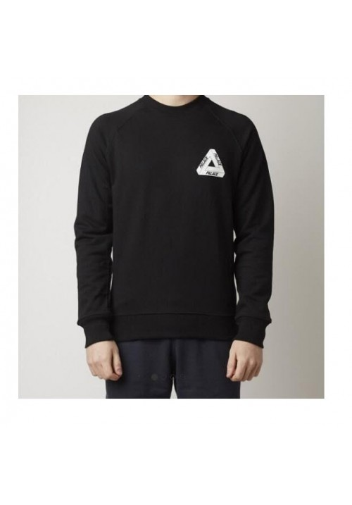 Palace Tri Logo Long Sleeves (Black)
