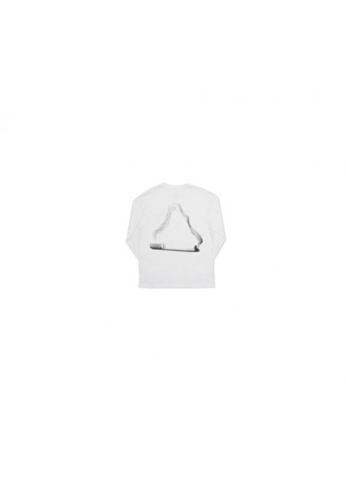 Palace Tri Logo Long Sleeves (White)