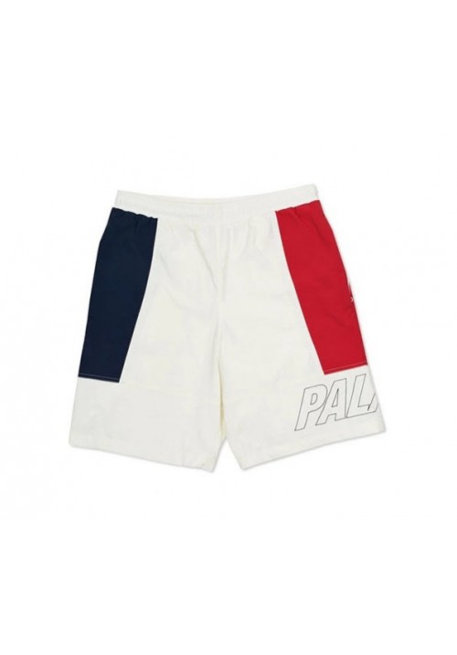 Palace Arm Shells Shorts (White)