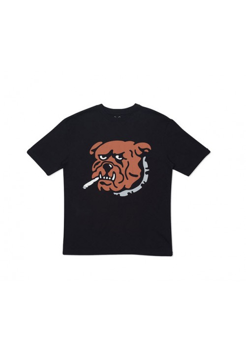 Palace Bulldog Smoking T-Shirt (Black)