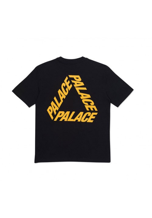 Palace Golden Triangle T-Shirt (Black)