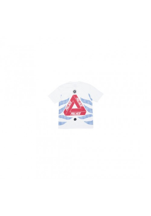Palace Hi Ferg T-Shirt (White)