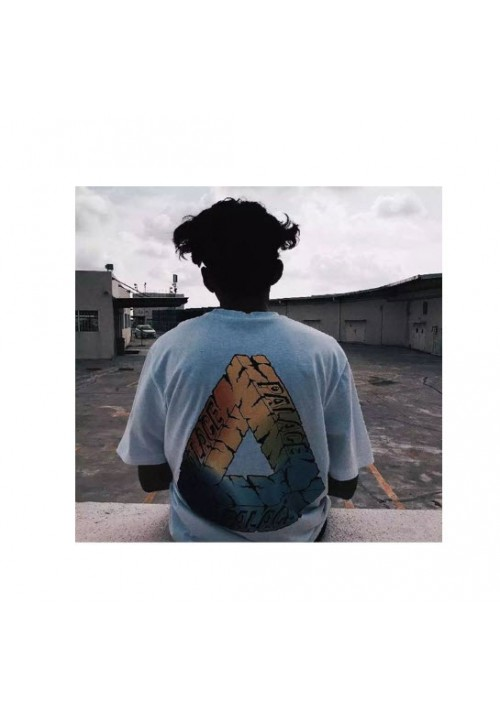 Palace Ice Rock T-Shirt (White)