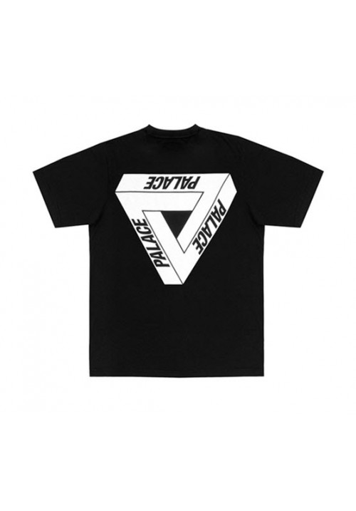 Palace Inverted Triangle T-Shirt (Black)