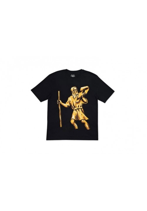 Palace Man On Stick T-Shirt (Black)