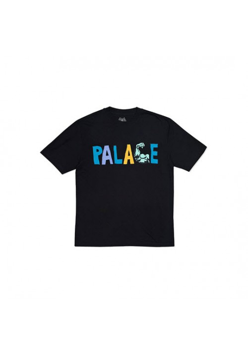 Palace Muscle T-Shirt (Black)