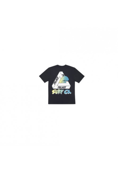 Palace Surf Co T-Shirt (Black)