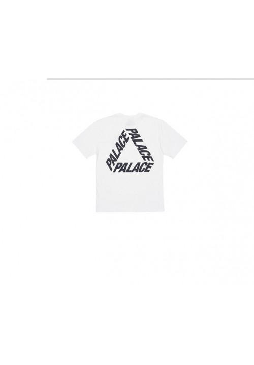 Palace Triangle Letters T-Shirt (White)