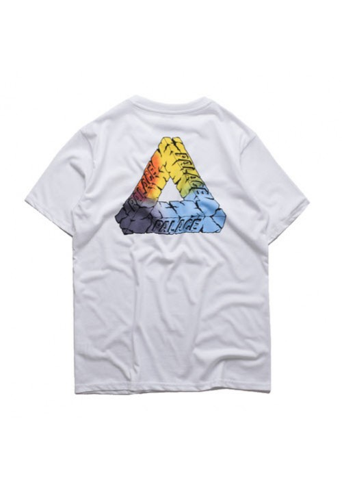 Palace Triangle T-Shirt (White)