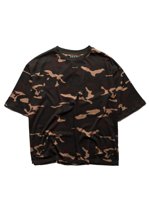 Yeezy Camou T-Shirt (Black)