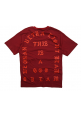 Yeezy I Feel Like Pablo T-Shirt (Red)