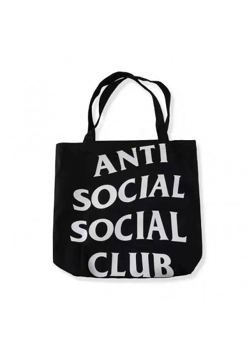 Anti Social Social Club ASSC Tote Bag (Black)