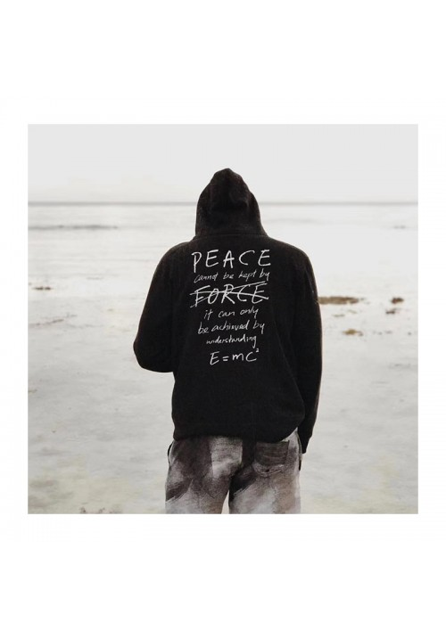 Madness MDNS Peace Force Hoodie (Black)