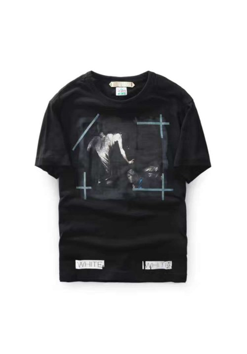 Off White Caravaggio T-Shirt (Black)