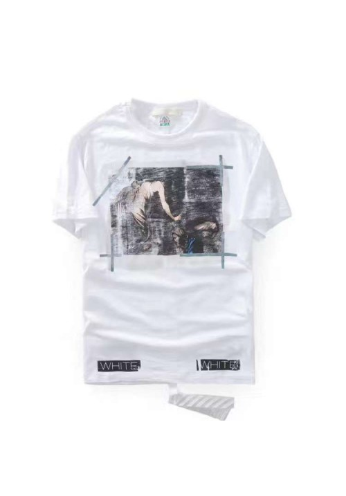 Off White Caravaggio T-Shirt (White)