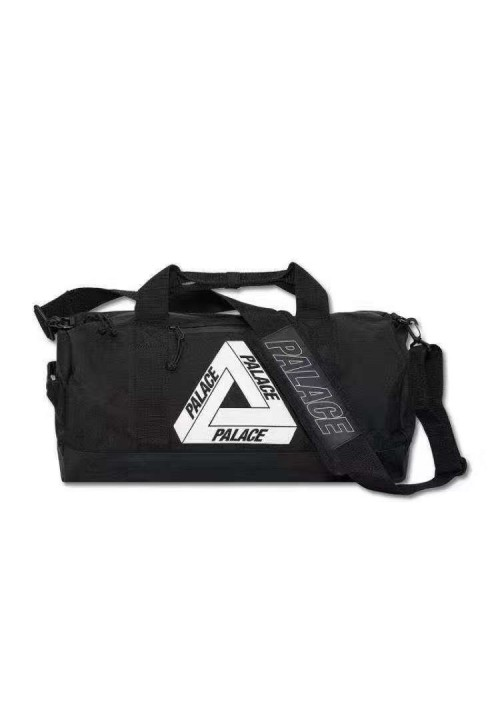 Palace Skateboards Barrel Bag (Black)