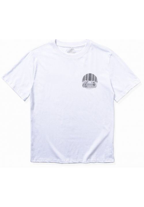 Palace Tri Curtain T-Shirt (White)