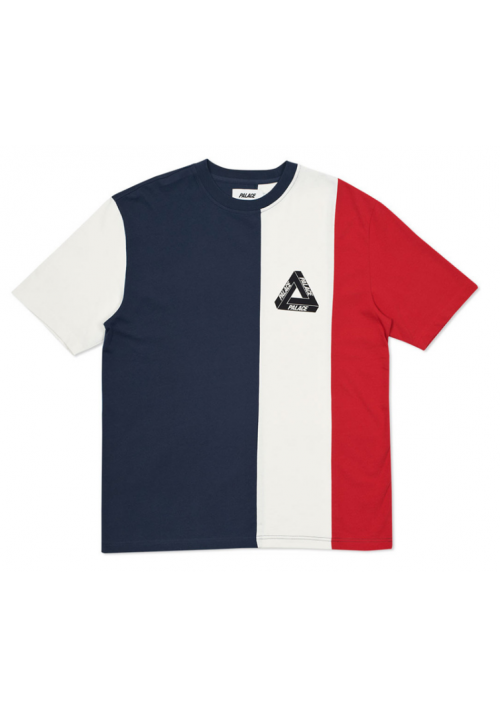 Palace Tri Stripe T-Shirt (Multicolor)