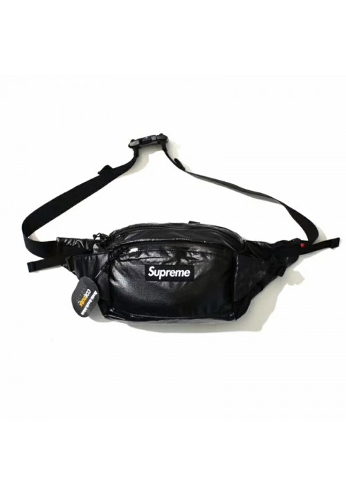 Supreme Logo Waist Bag (Black)