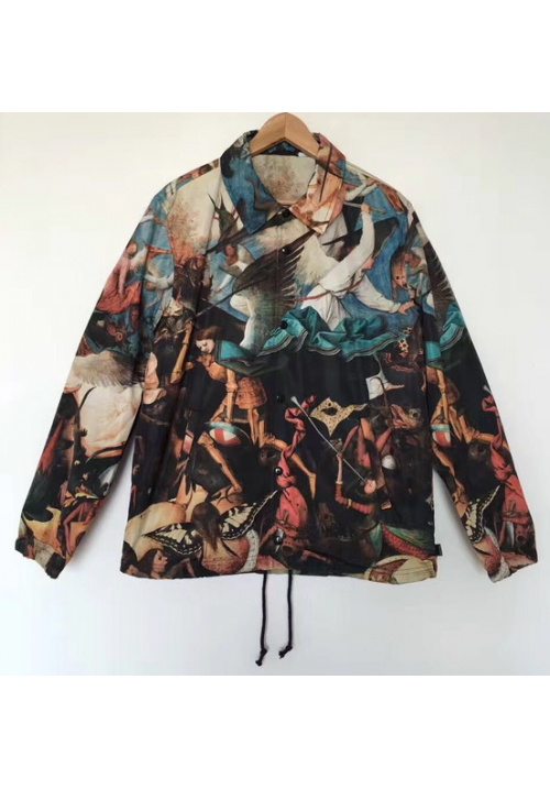 Supreme Undercover Coaches Jacket (Multicolor)