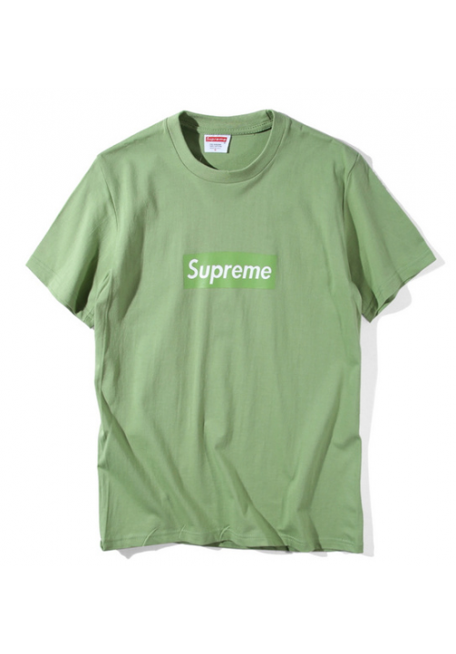 Supreme Box Logo T-Shirt (Green)