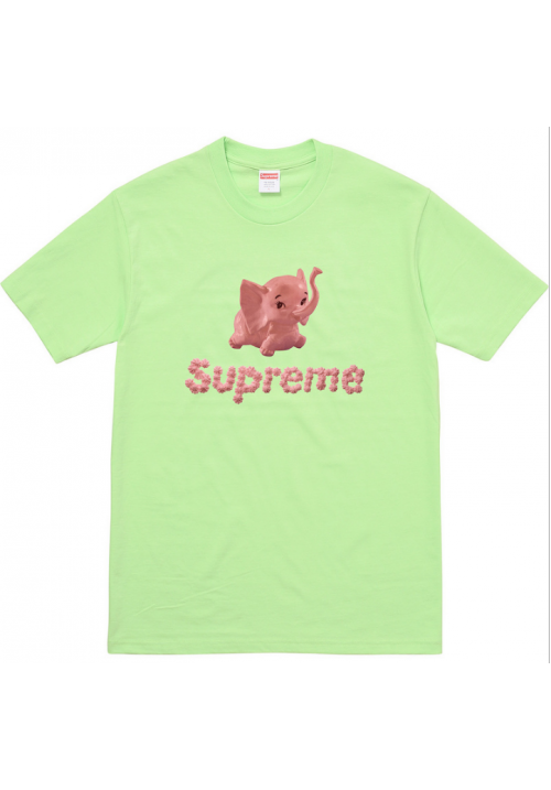 Supreme Elephant T-Shirt (Green)