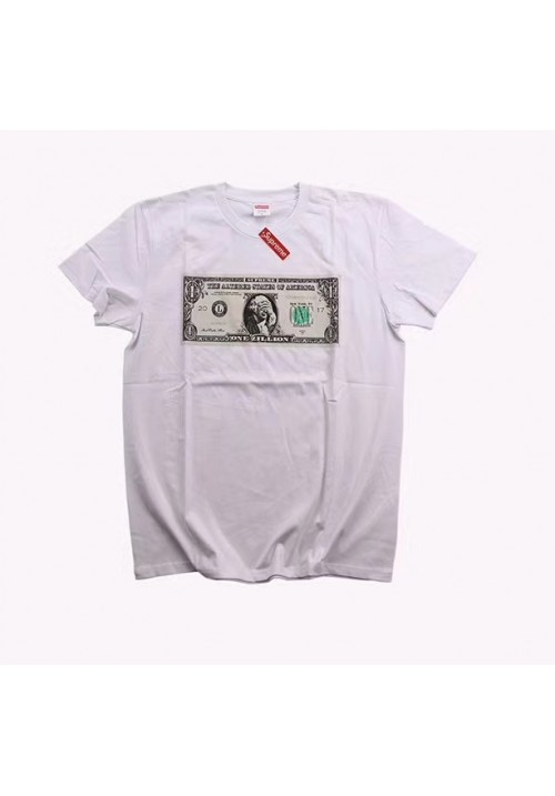Supreme Dollar T-Shirt (White)