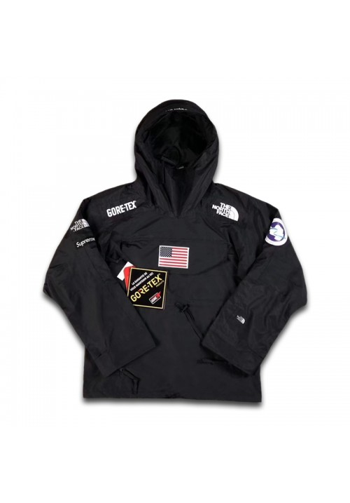 The North Face Supreme Gore Tex Expedition Pullover Hoodie (Black)
