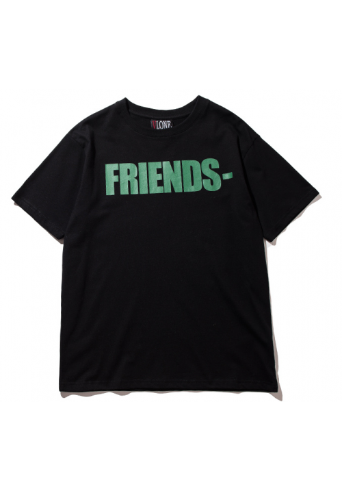 VLONE Friends Snake T-Shirt (Black)