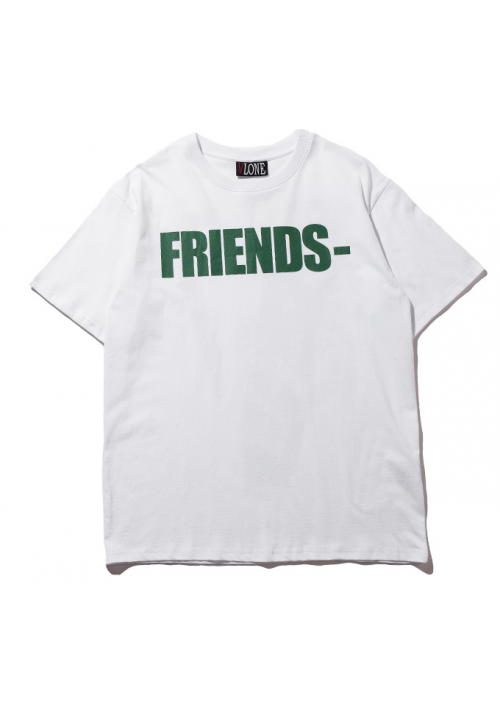 VLONE Friends Snake T-Shirt (White)