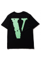 VLONE Big Leaf T-Shirt (Black)