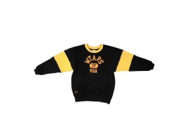 WTAPS VUA 17 Oversize Sweater (Black)