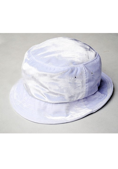 Flying Ninety Velour Fisherman Hats(white)