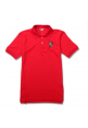 Kenzo Paris Fish Polo Shirt (Fuschia)
