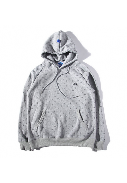 Madness MDNS Questions Hoodie (Gray)
