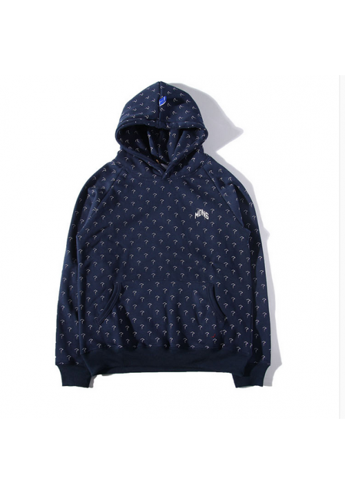 Madness MDNS Questions Hoodie (Navy)