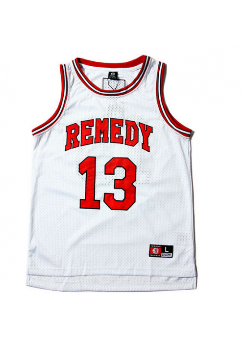 Remedy 13 Classic Jersey (White)