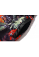 Remedy Chains Roses Floral Shorts (Black)