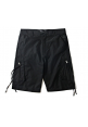 Remedy Classic Cargo Pants (Black)