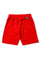 Remedy Cross Road Jersey Shorts (Red)
