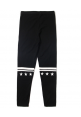 Remedy Hi-Street TWP Stripe Legging Pants (Black)