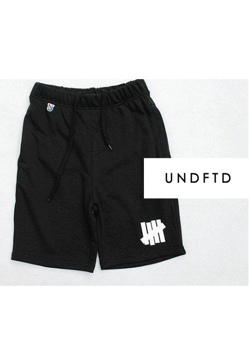 Undefeated UNDFTD 5 Strike Shorts (black)