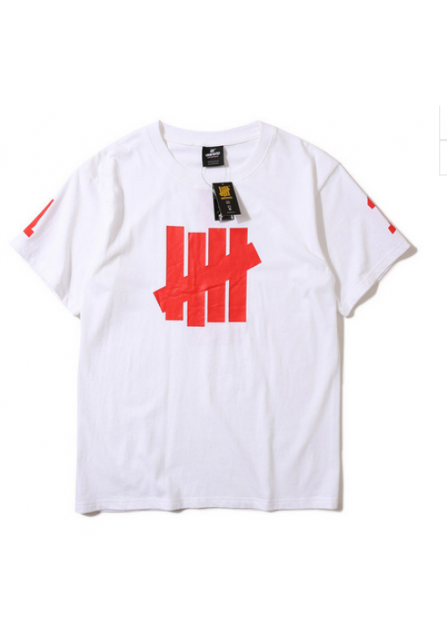 Undefeated UNDFTD 5 Strike One T-Shirt (White)