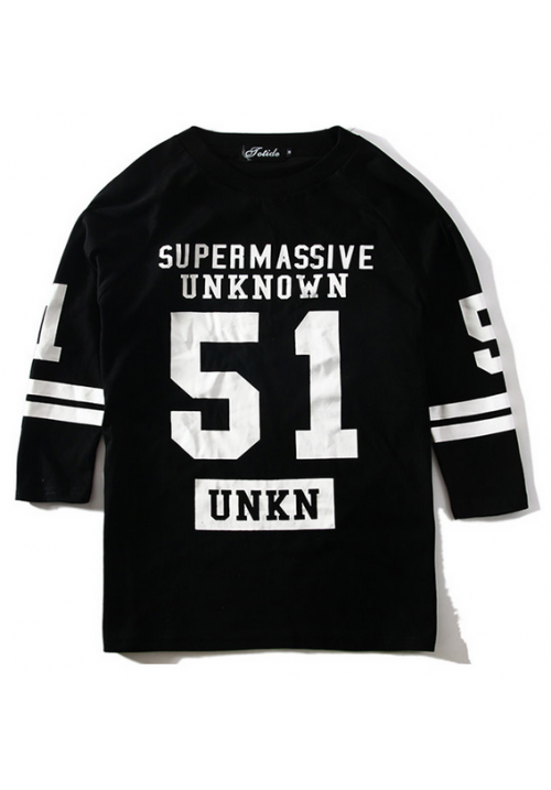 Unknown Super Massive 51 Shirt (Black)