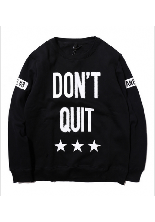 XPX Dont Quit Yolo Sweater (Black)