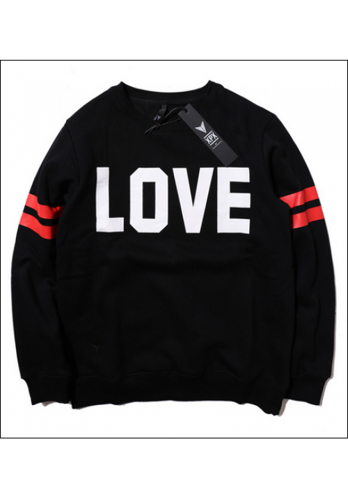 XPX Love Sweater (Black)